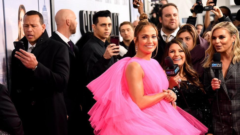 a795868b48c Jennifer Lopez s Hot Pink