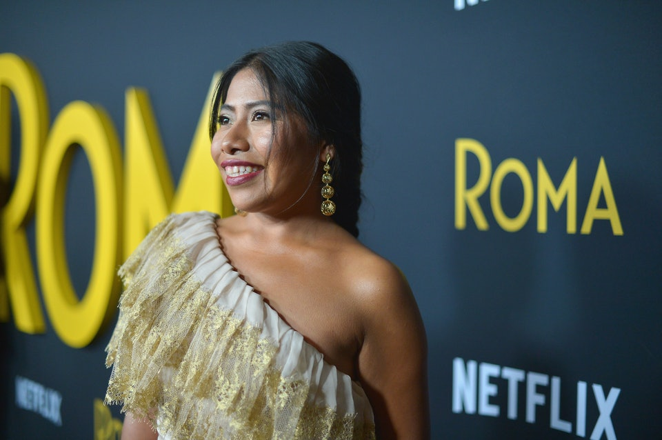 Who Is In The Cast Of Roma Leading Lady Yalitza Aparicio Is New