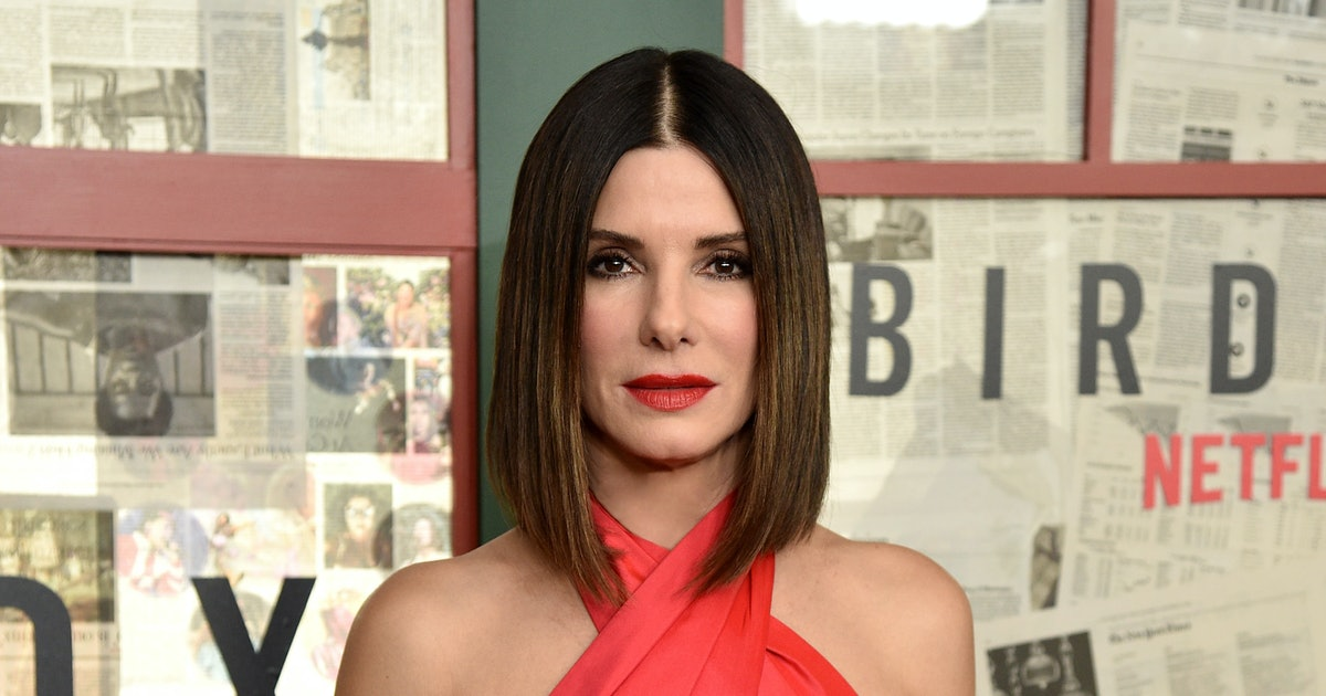 Sandra Bullock's 2019 MTV Movie & TV Awards Speech About What 'Bird Box' Is *Really* About May Surprise You