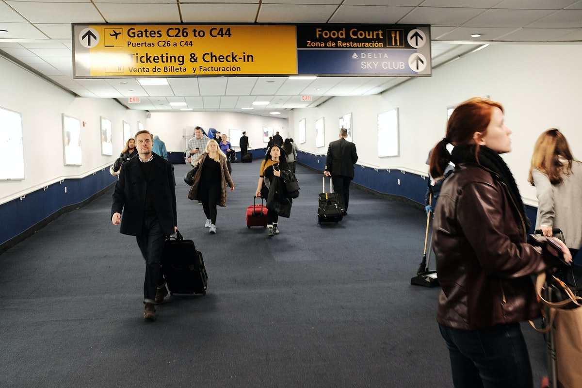 What's The Worst Airport In America? These Are The Most Stressful Places To Fly