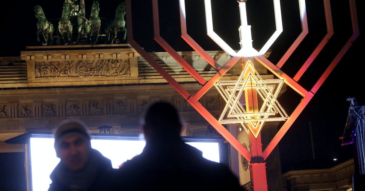 How Many Americans Celebrate Hanukkah? It's More Than You Think
