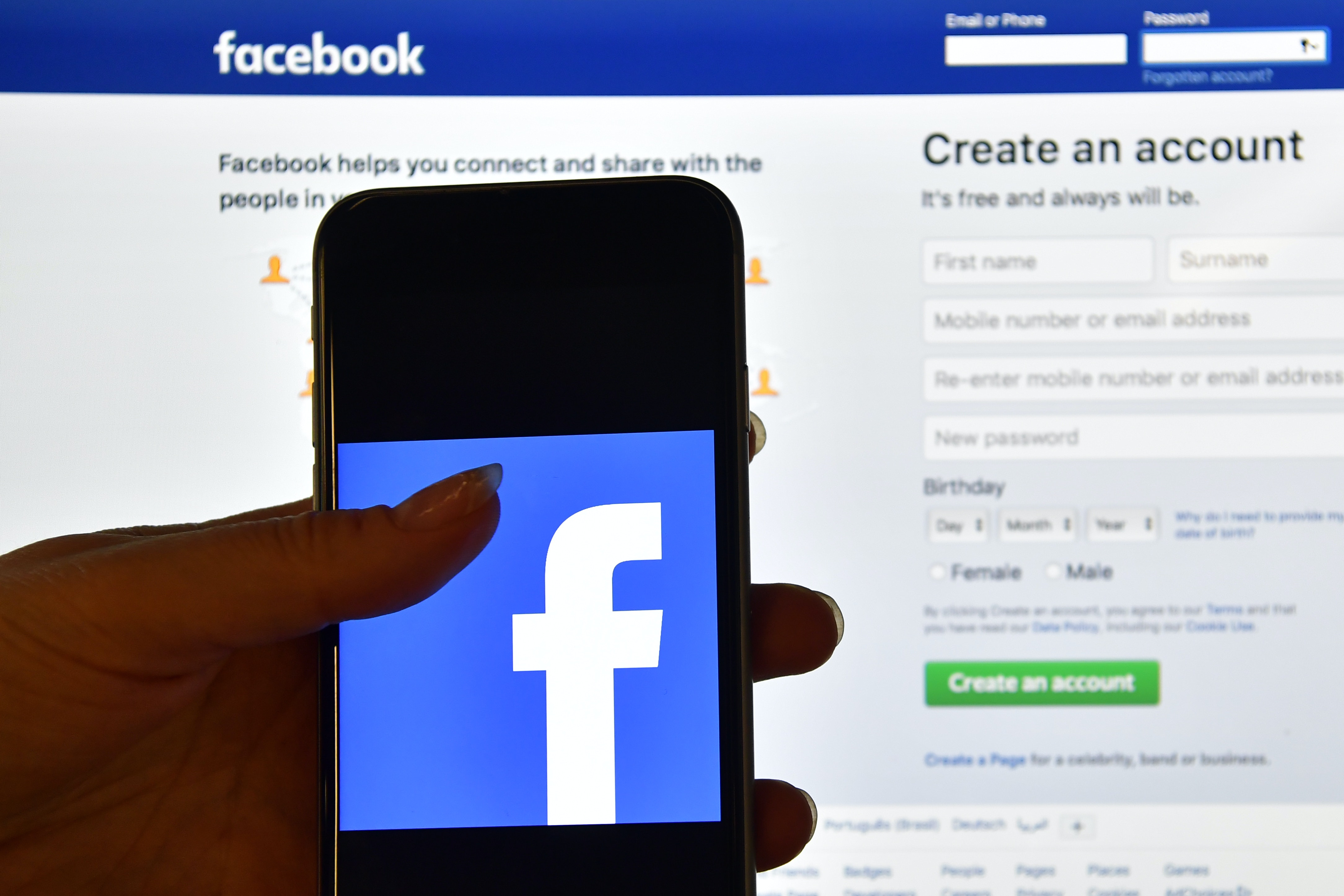 How To Connect Your Facebook To Spotify connect to facebook