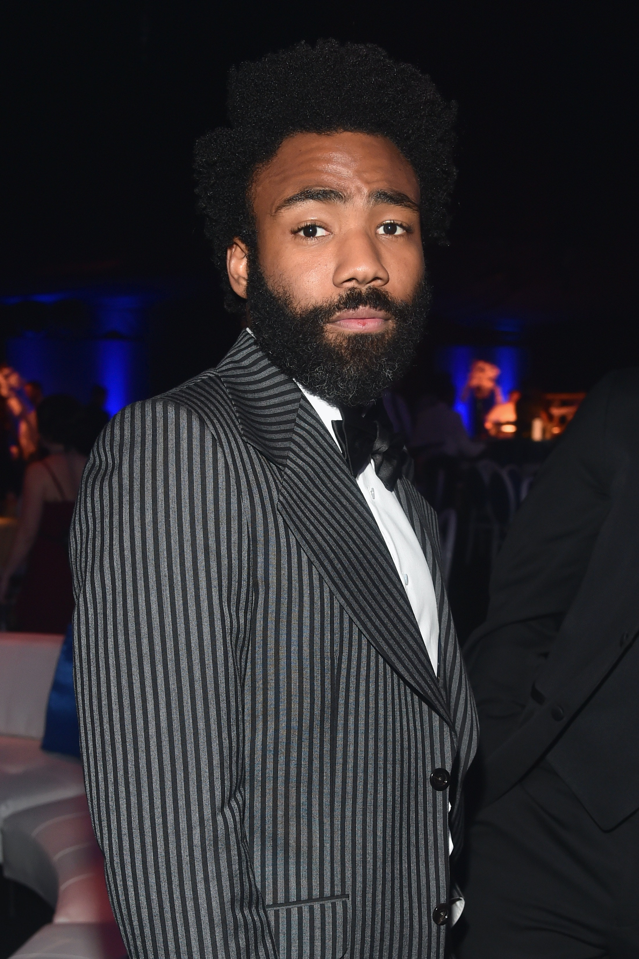 Donald Glover's Tribute To His Late Father During A Childish
