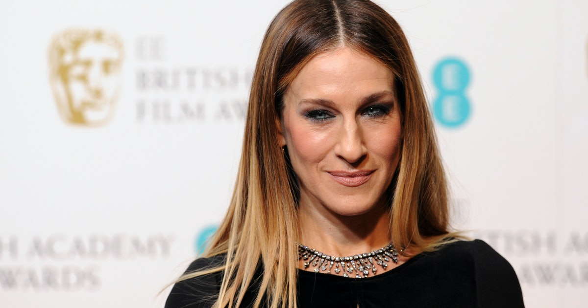 How To Build A Party Capsule Wardrobe The Sarah Jessica Parker Way