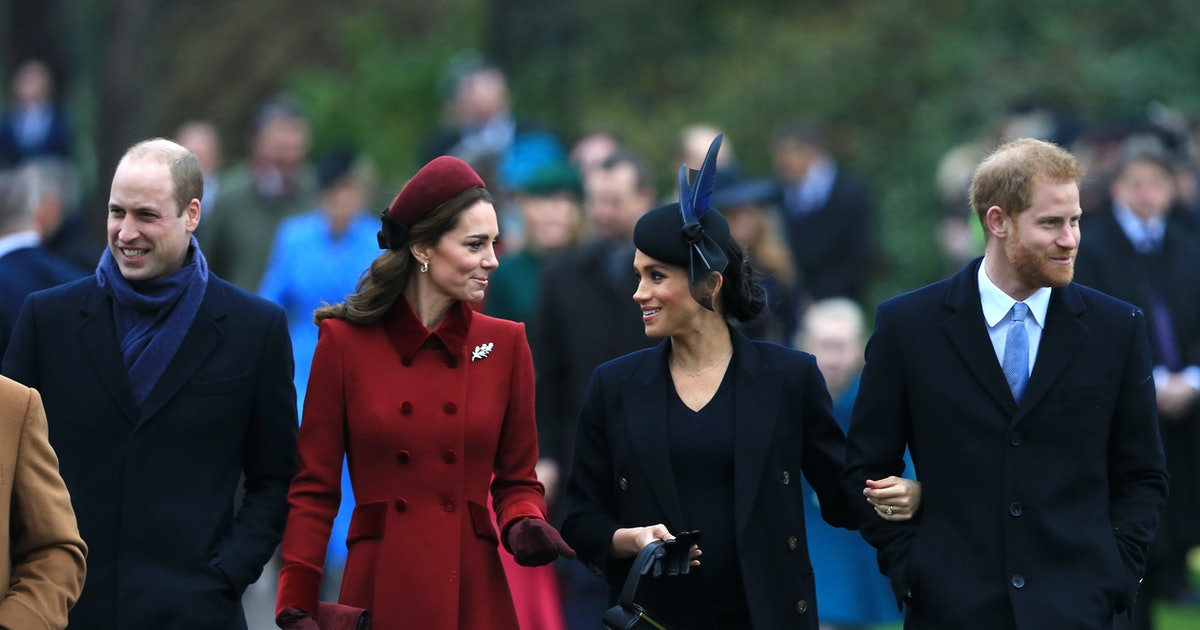 """Meghan Markle & Prince Harry Announce """"Split"""" From Prince William & Kate Middleton's Charity Organization"""