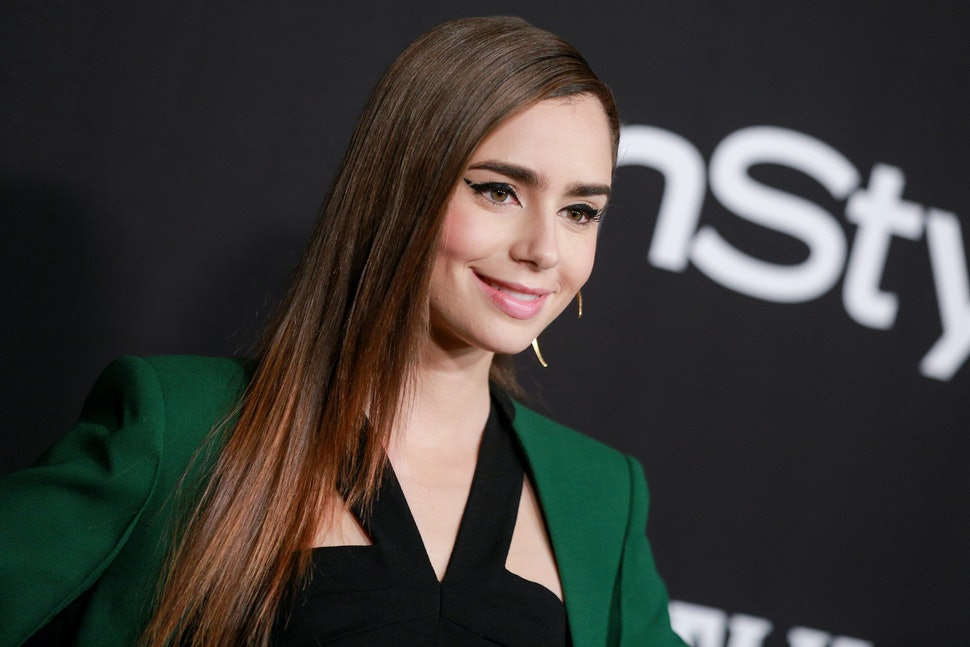 Who Is Lily Collins Dating The Les Miserables Actors Love Life