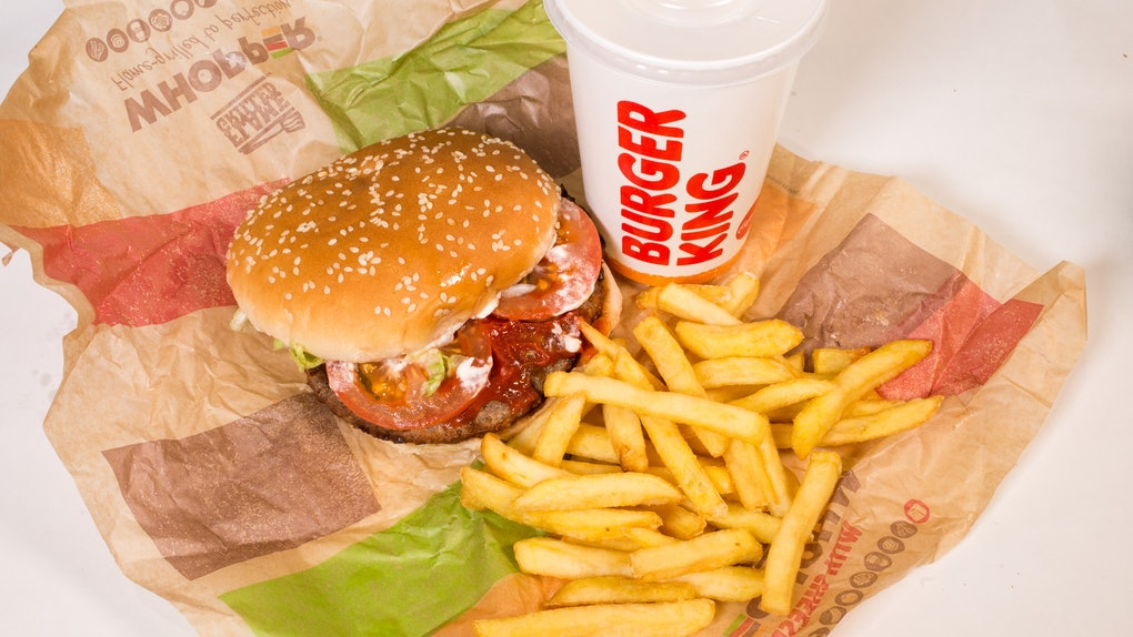 Here's How To Get A Burger King Whopper For Only 1 Cent