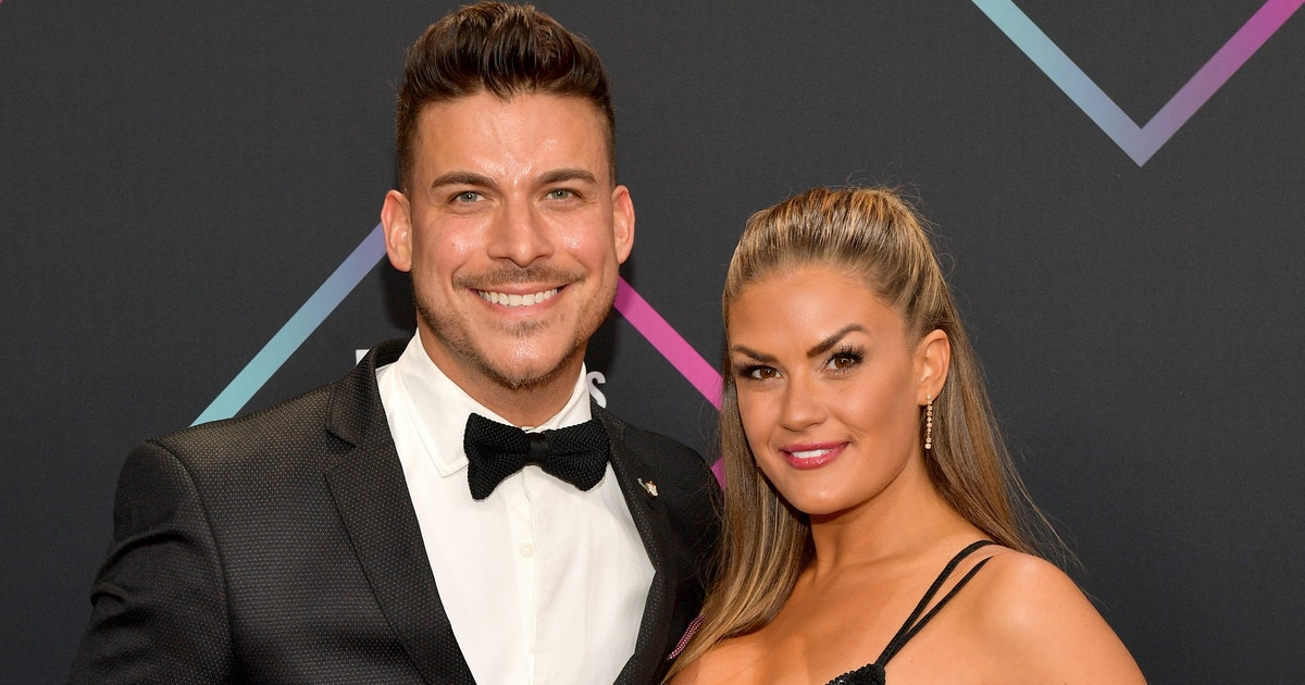 'Vanderpump Rules' Jax Taylor & Brittany Cartwright's Wedding Was A Star-Studded Castle Affair
