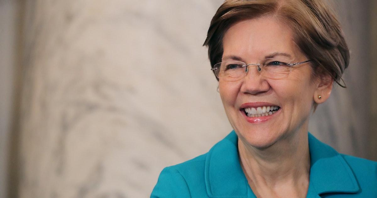 Elizabeth Warren 2020 presidential campaign