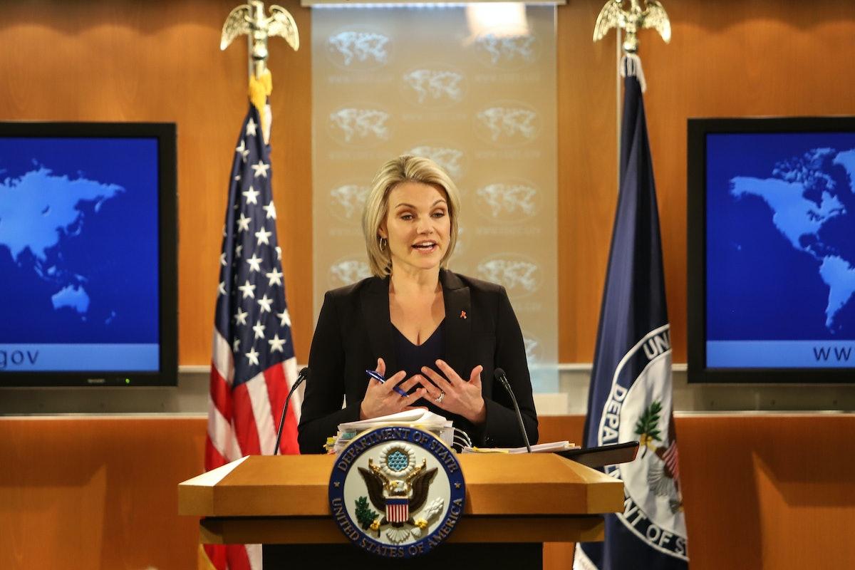 Who Is Heather Nauert? Donald Trump Just Tapped His Next U.N. Ambassador