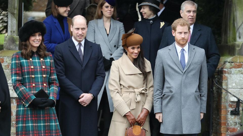 Kate Middleton & Meghan Markle\'s Christmas Tree Will Make You *Green ...