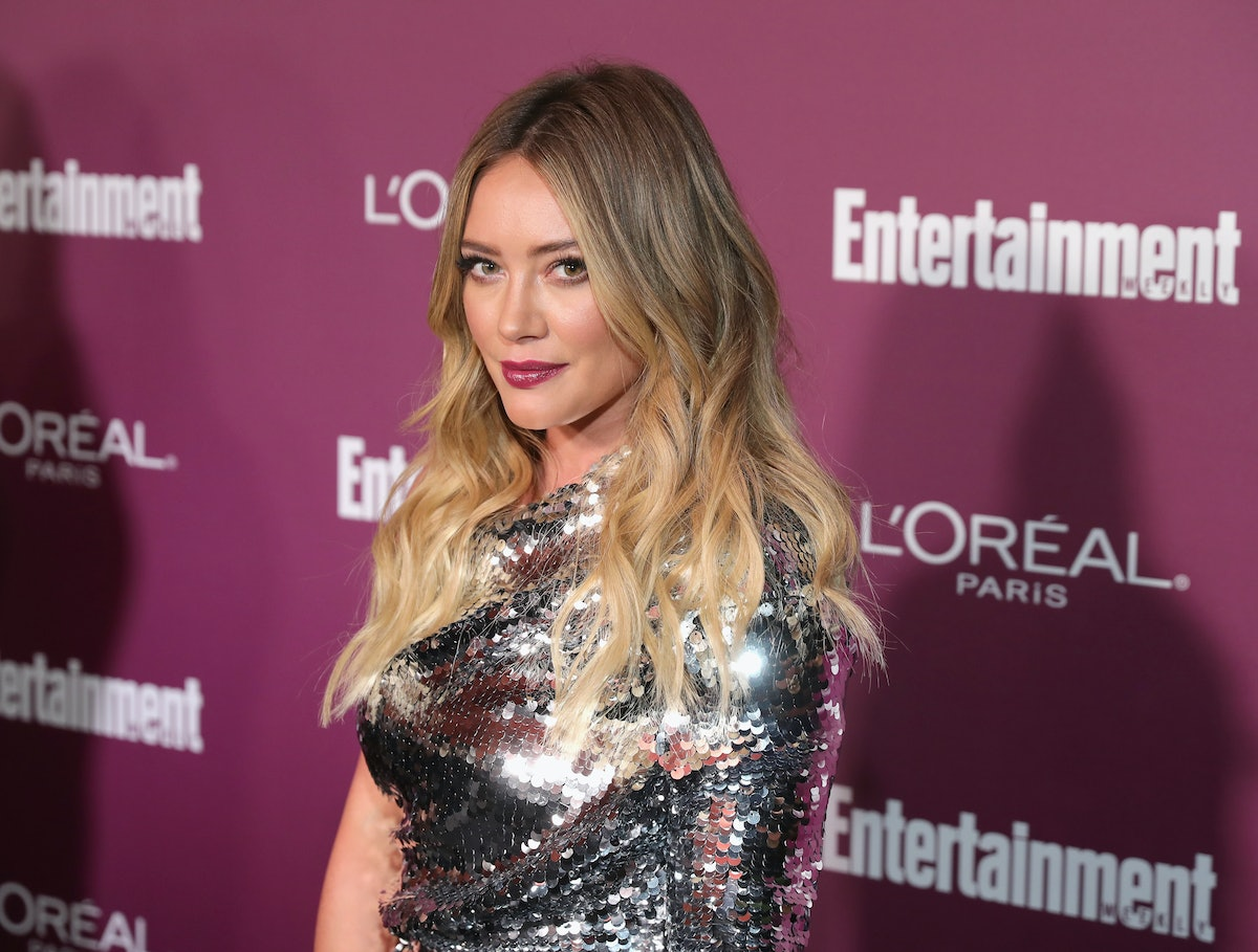 Hilary Duff Says Her Brain Is 'Kind Of Bare' After Giving Birth & It's Relatable