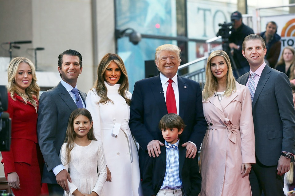 8 Revealing Trump Quotes About His Sons Vs His Daughters