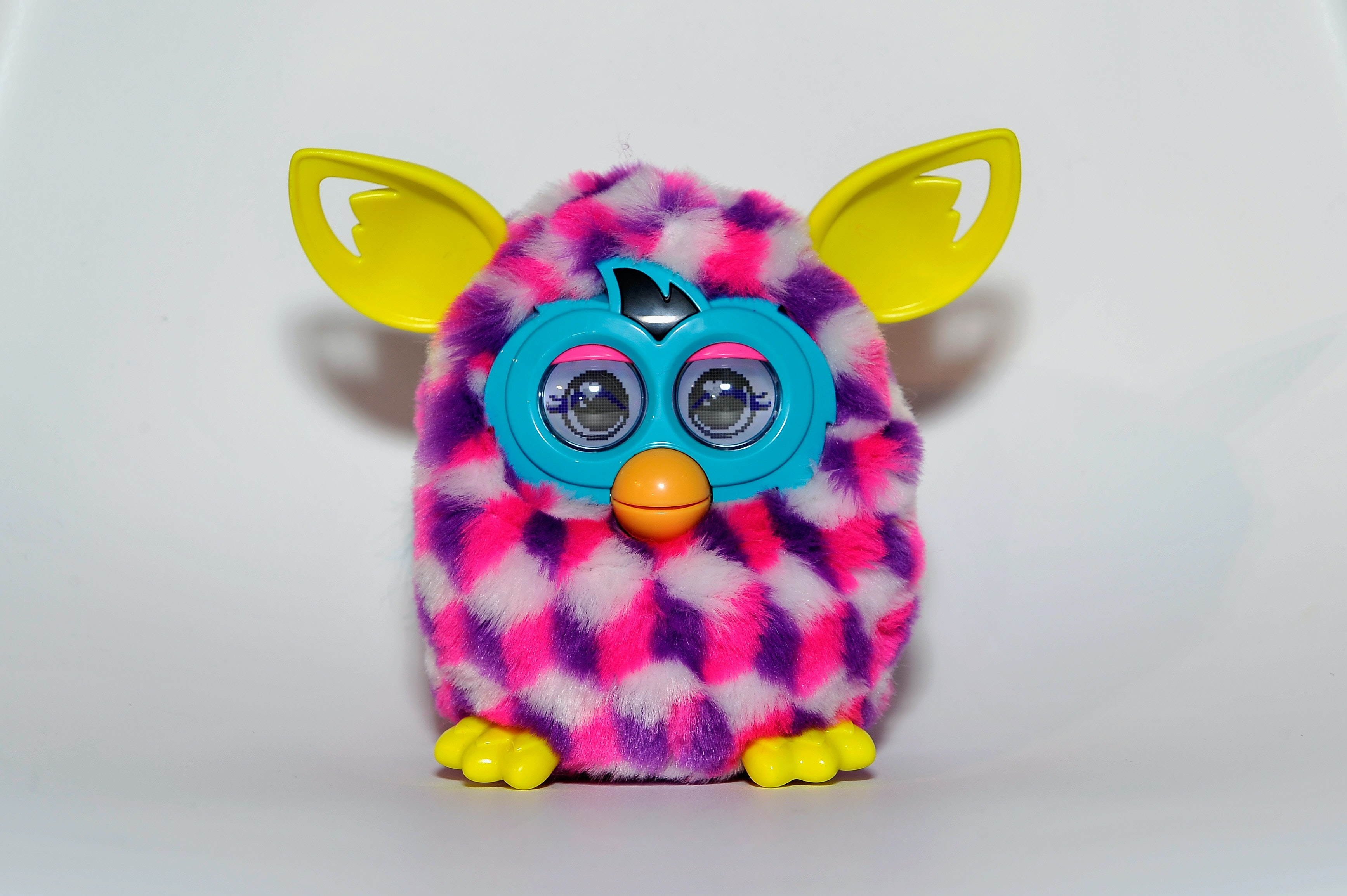 The History Of Furby, The Electronic Pet That Took The Late