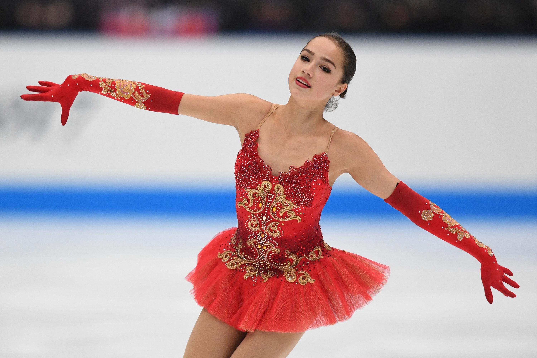 Russian figure skating pair dating