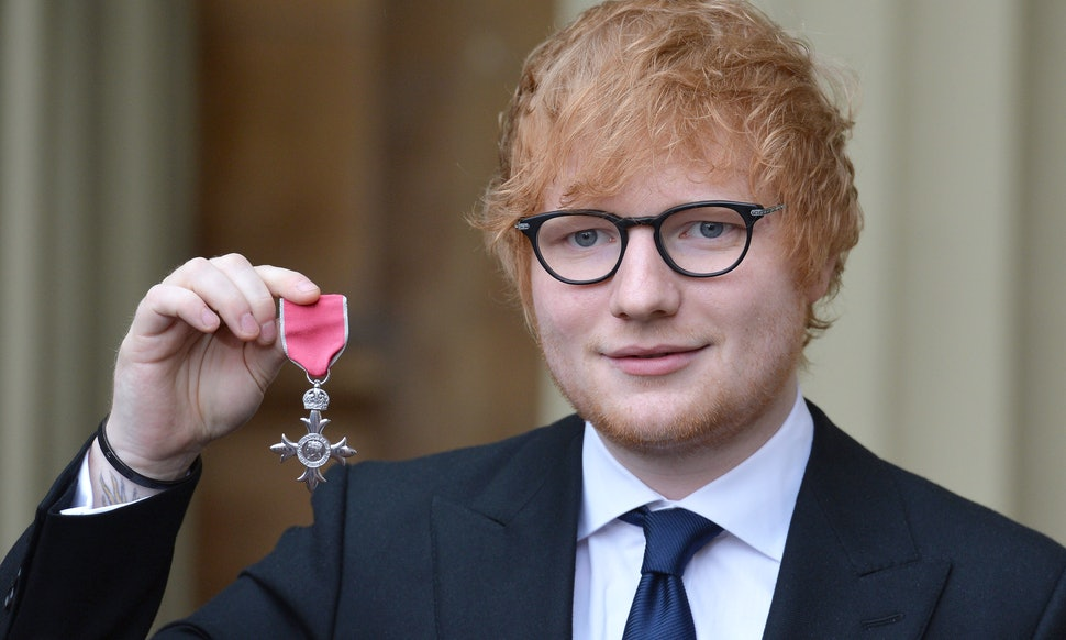 Is Ed Sheeran A Royal Wedding Singer He Was Reportedly Asked To