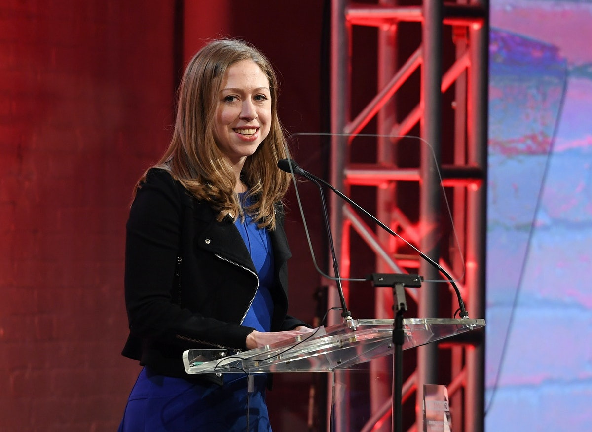 Chelsea Clinton's Tweet About Donald Trump Jr.'s Foreign Policy Speech Is So Shady