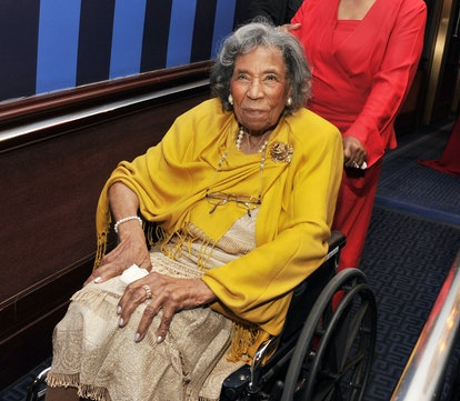 Though you might not have read about her in your history book, Amelia Boynton Robinson was the first black woman to run for Congress in Alabama.