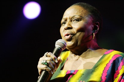 Miriam Makeba is a great example of why U.S. history books need to talk more about black women's accomplishments around the world, not just in the U.S.