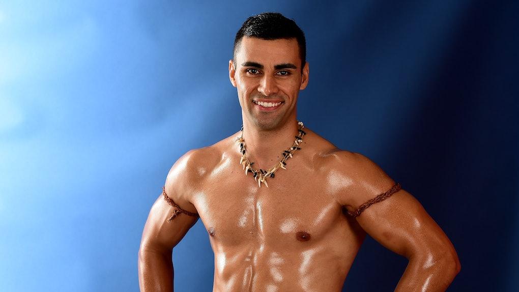 Winter Olympics 2018: Pita Taufatofua appears topless at