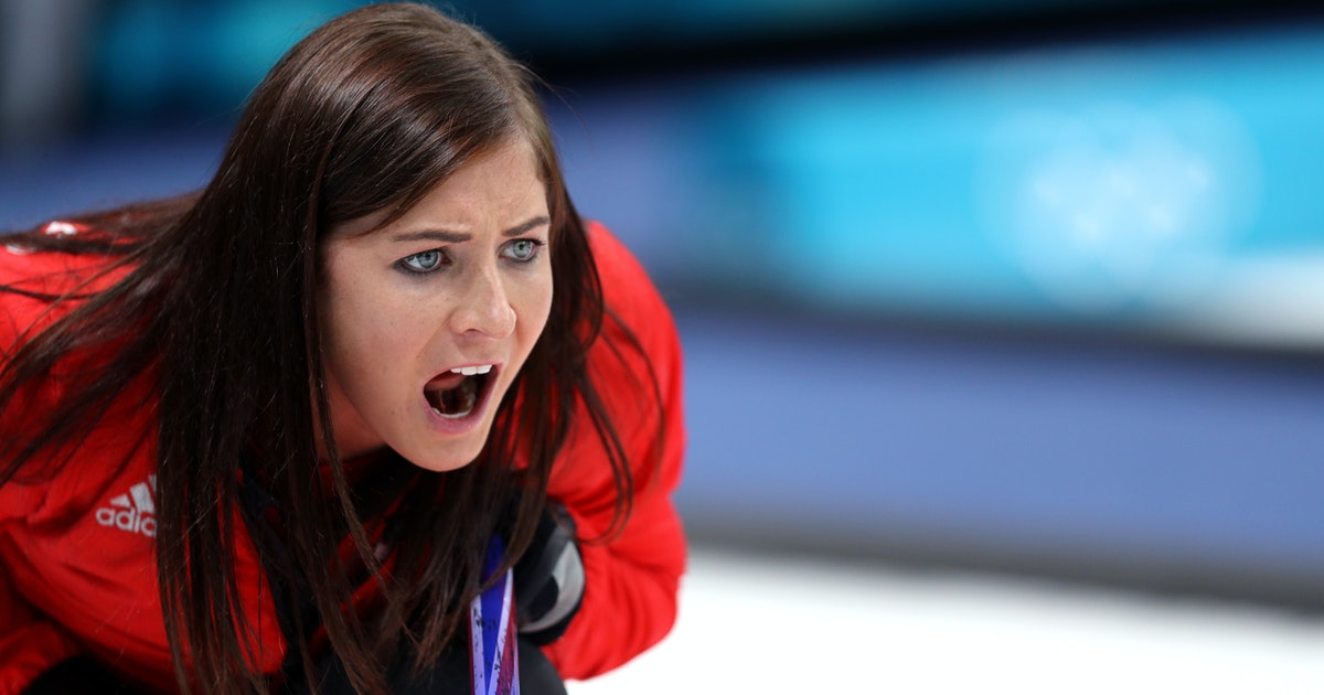 Why S There So Much Yelling In Curling The Winter Olympic
