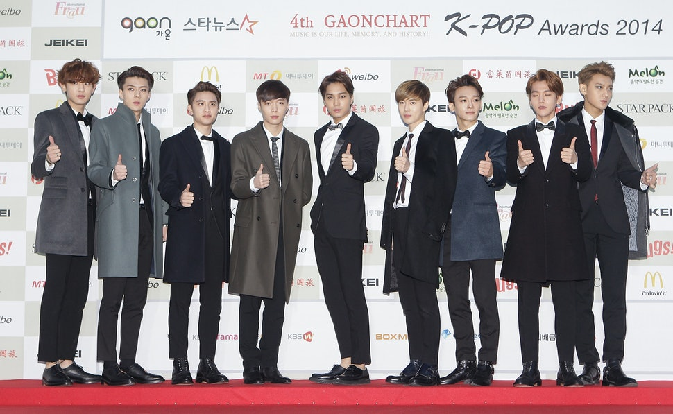 Exo Band Members In 2018 Still Form The Ultimate K Pop Sensation