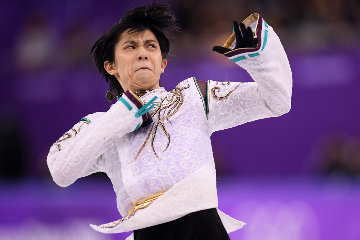 The Video From Yuzuru Hanyu's Figure Skating Exhibition Gala Routine Will Blow You Away