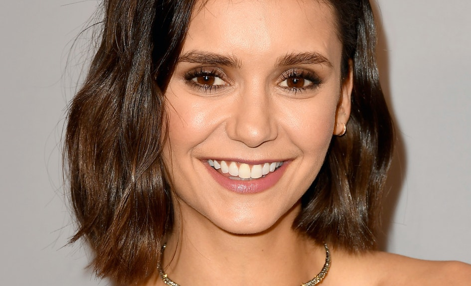 Photos Of Nina Dobrevs Haircut Are Making Instagram Swoon