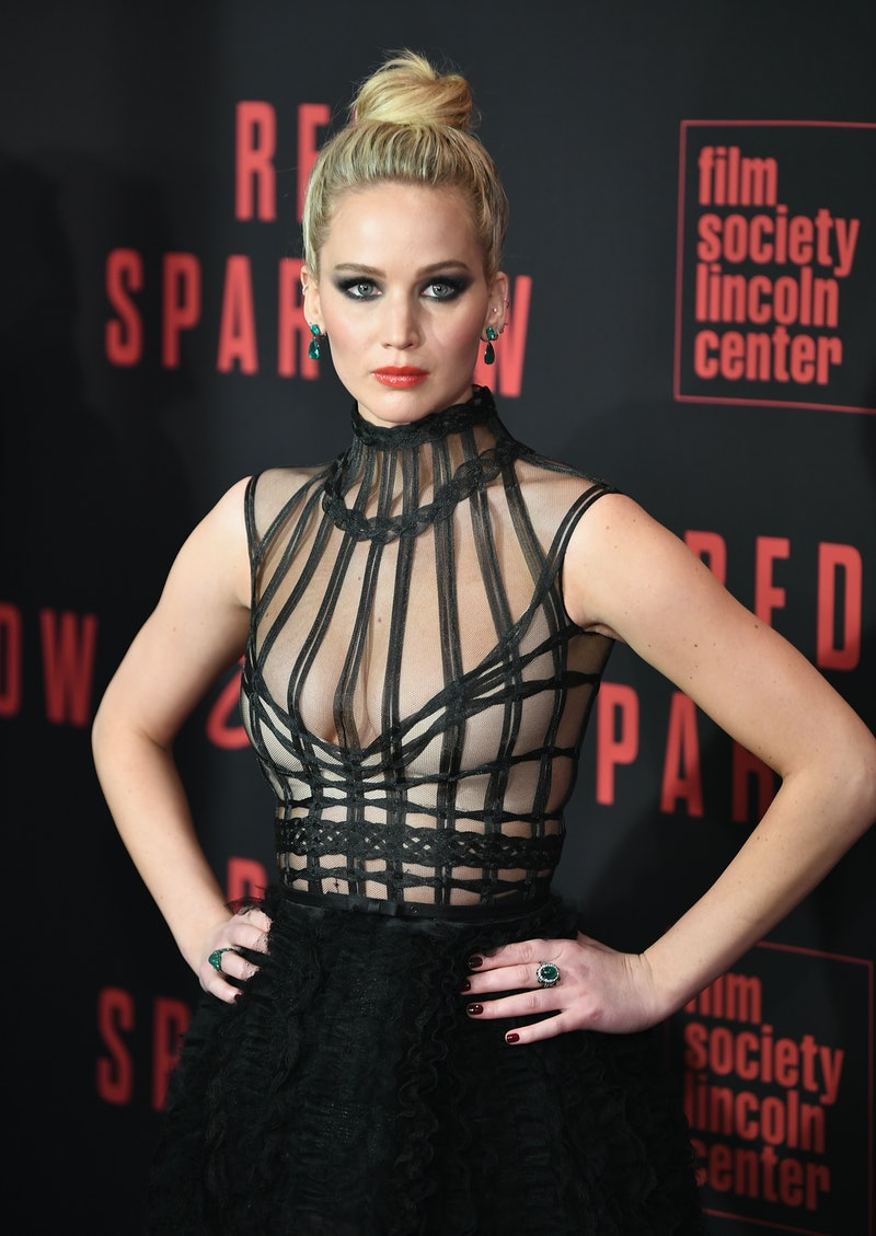 Jennifer Lawrence Made Film Crew Very Uncomfortable By