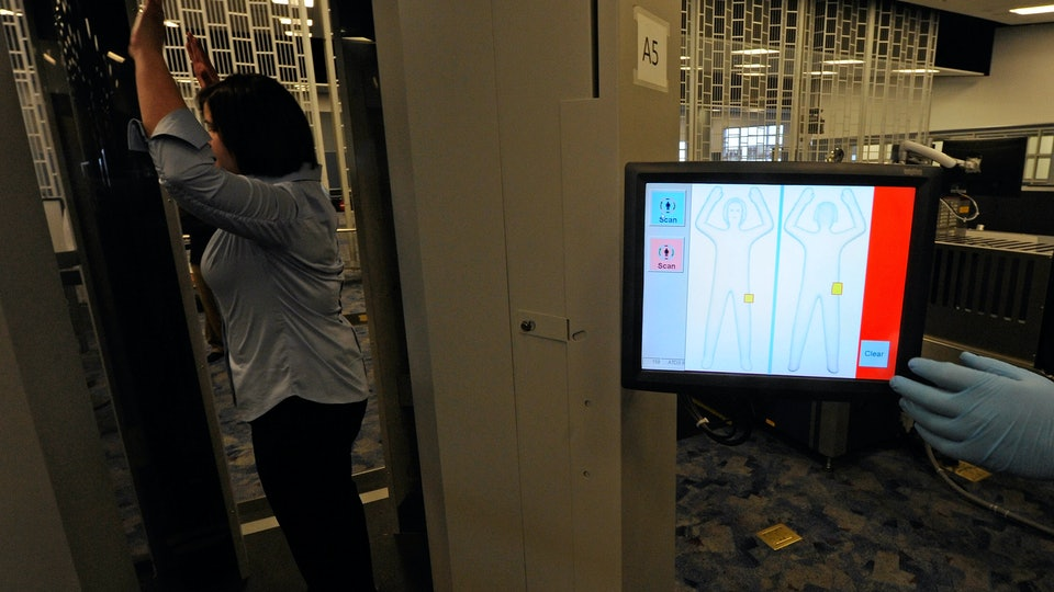 Are Airport Scanners Safe During Pregnancy? Here's What You Should Know