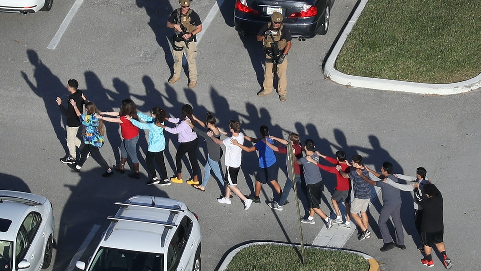 Parkland Students Return To School & Their First Day Back Brings