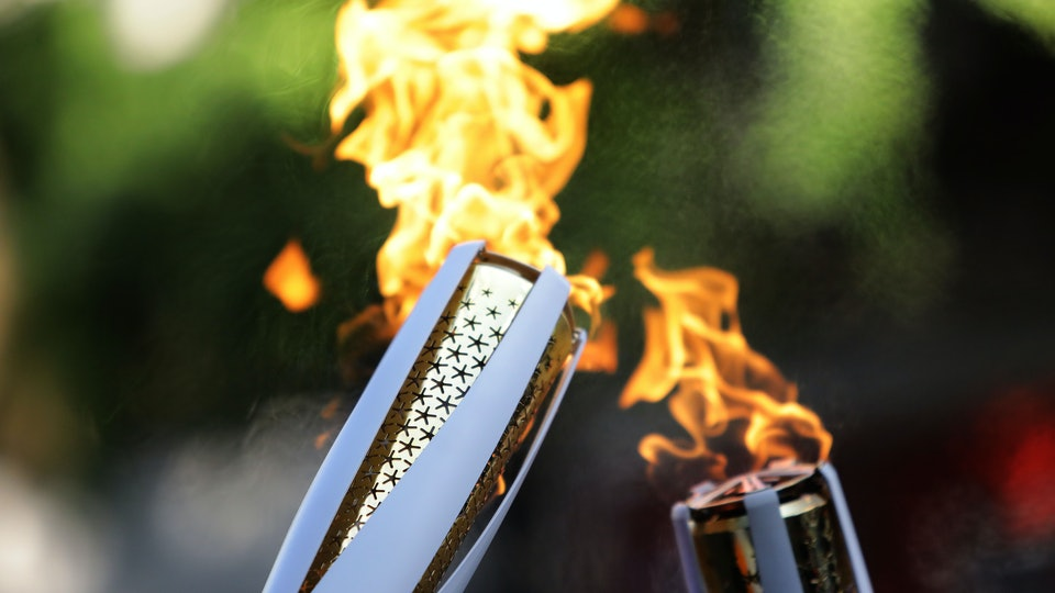 Who Is Lighting The Torch At The Opening Ceremony Their Identity Is