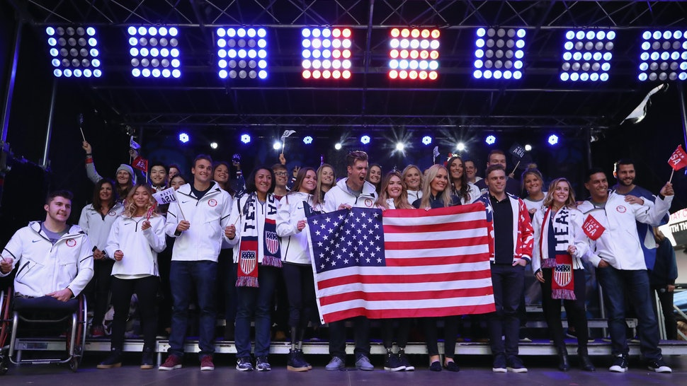 b078fa1480808e Who Designed The 2018 Team USA Olympic Uniforms  Every Single Sport Was  Given Special Treatment