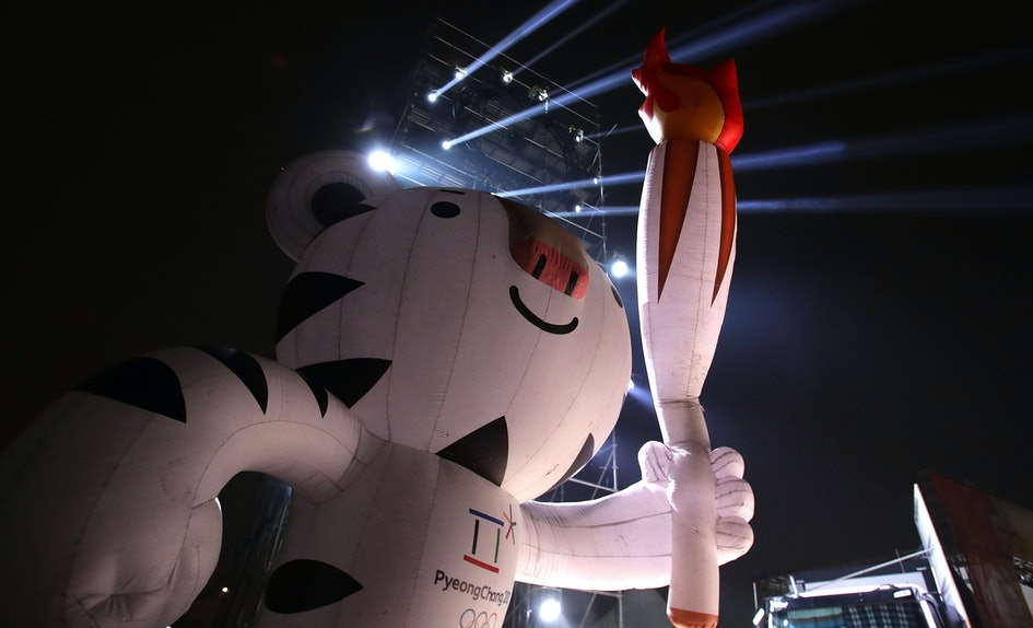 What Does Soohorang Mean The Mascot Of The 2018 Winter Olympics Is