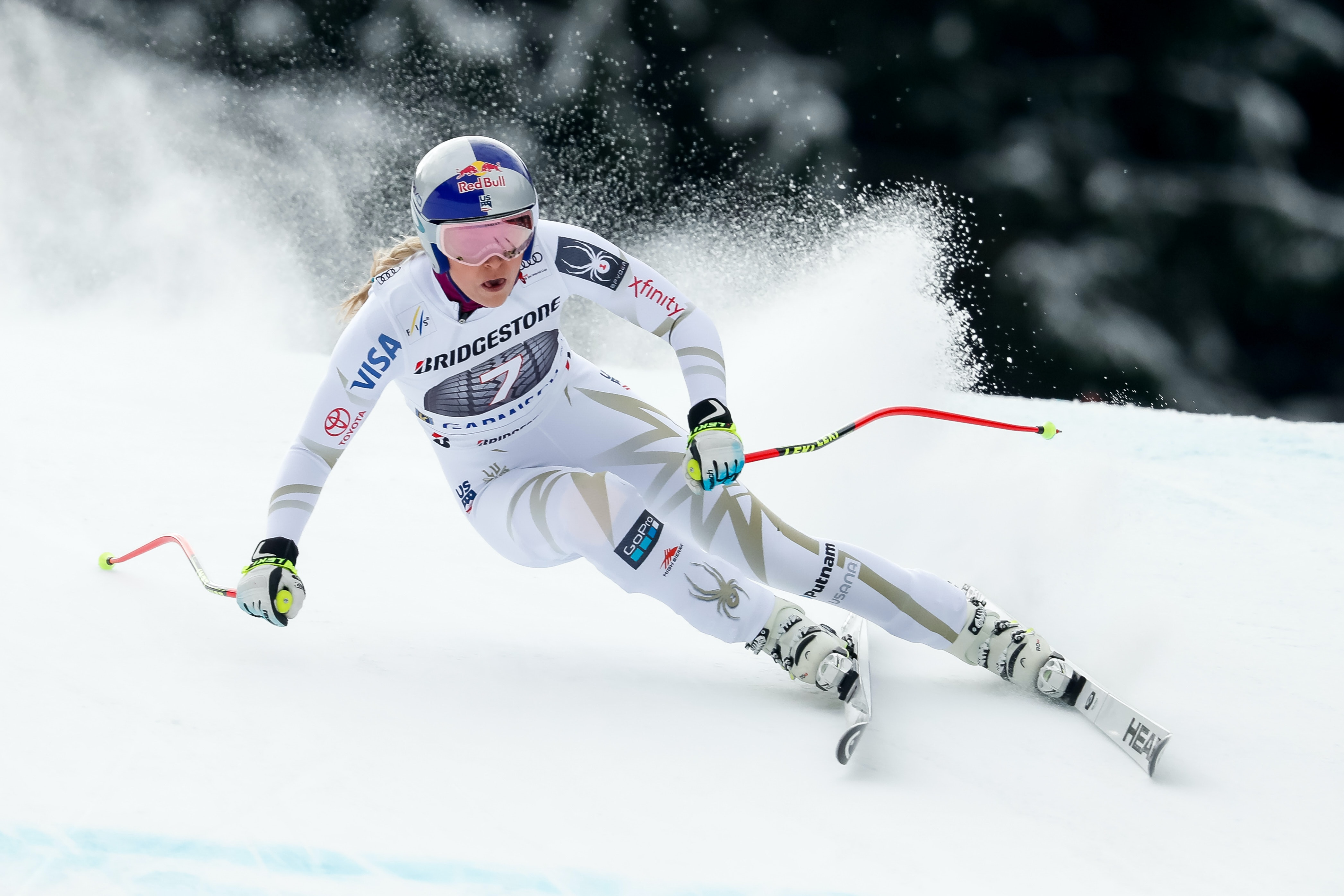 Lindsey Vonn\'s Skiing Event Times At The 2018 Olympics Will Help You ...