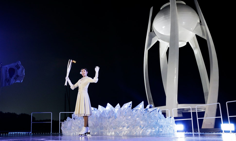 Who Is Lighting The Olympic Cauldron A Beloved South Korean Figure