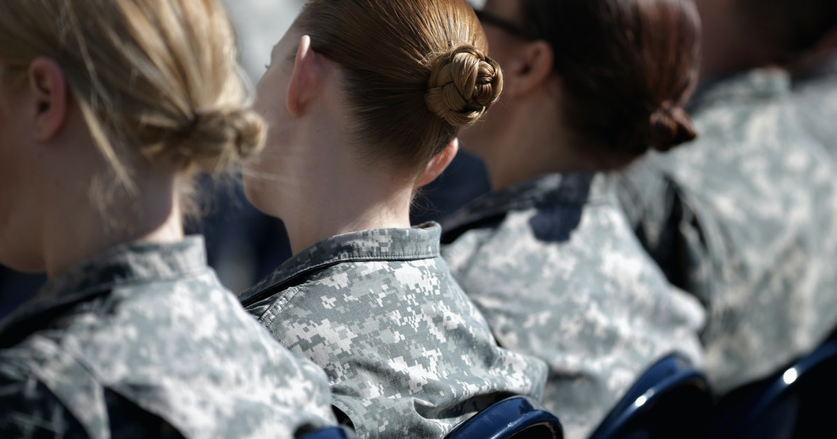 Nude Photos Of Women Service Members Are Reportedly Being