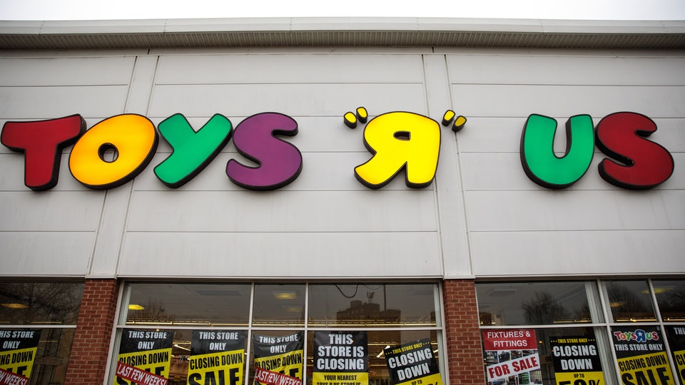 Will Toys R Us Still Be Online Or Are You Losing Part Of Our