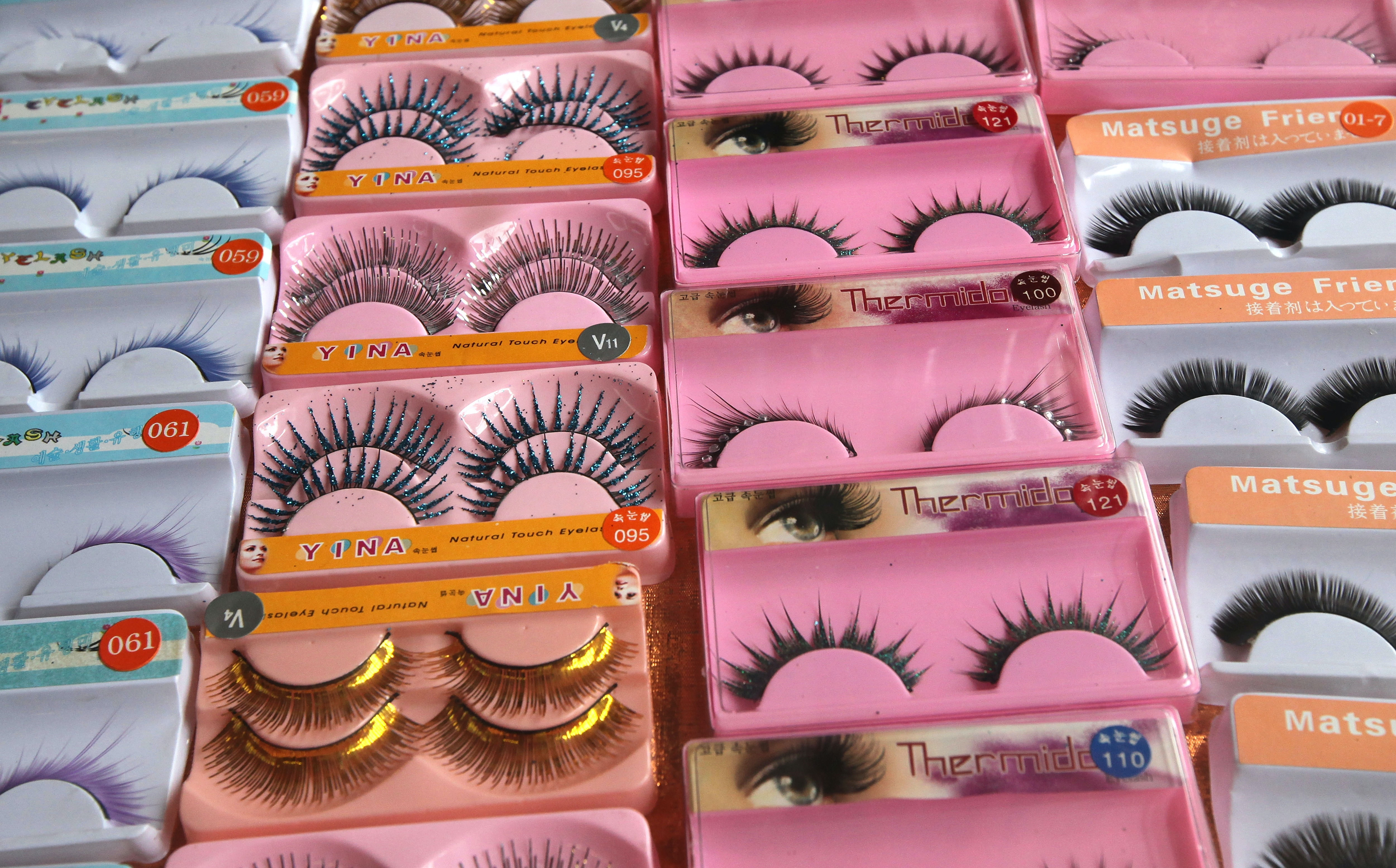 Fake Eyelashes Are The Biggest Beauty Trend In 2018 Which Means