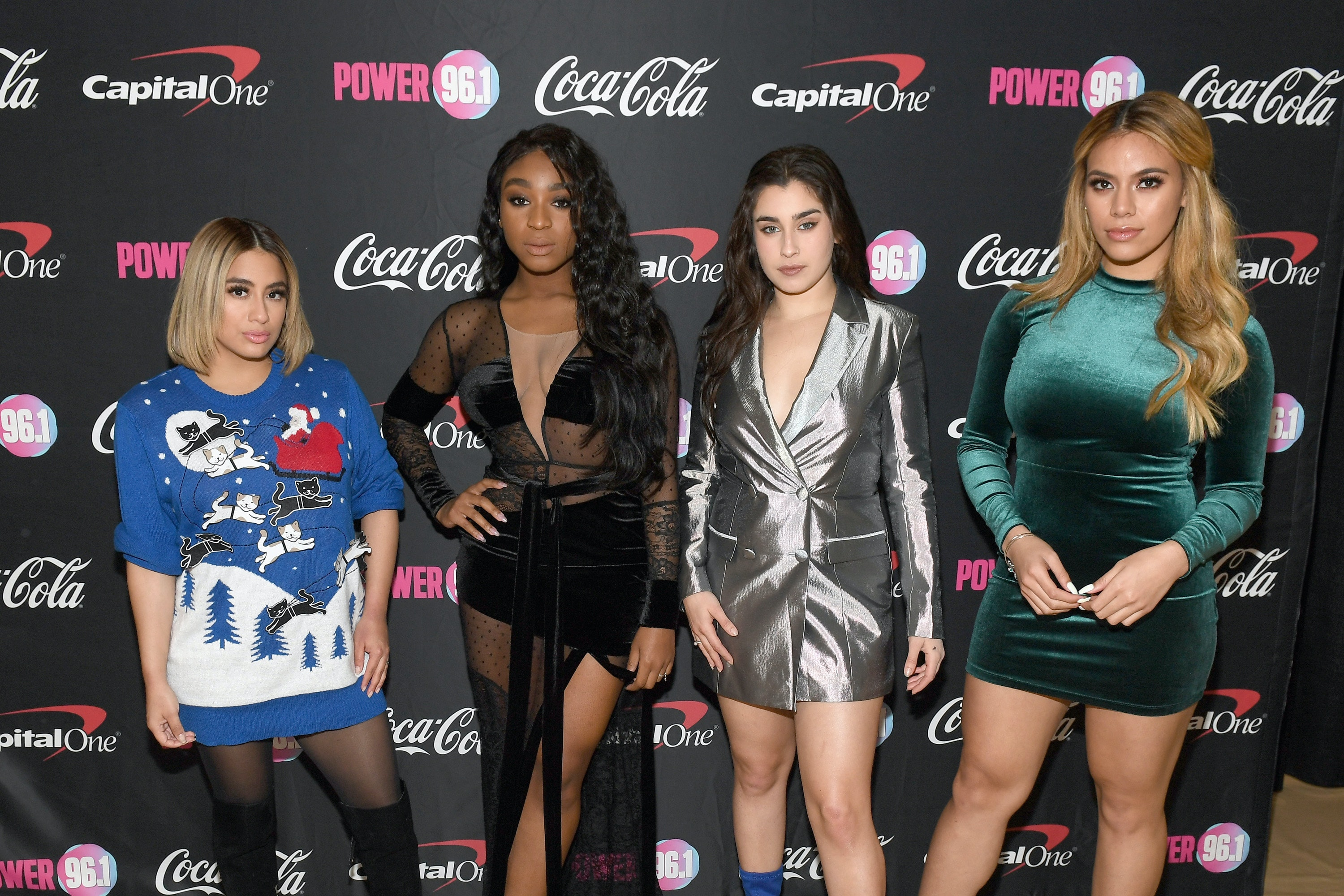Fifth Harmony All I Want For Christmas Is You.How Long Is Fifth Harmony S Hiatus The Group Made A Major