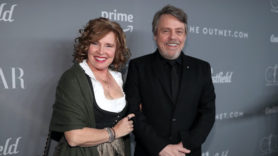 How Did Mark Hamill Meet His Wife Marilou York The Couple