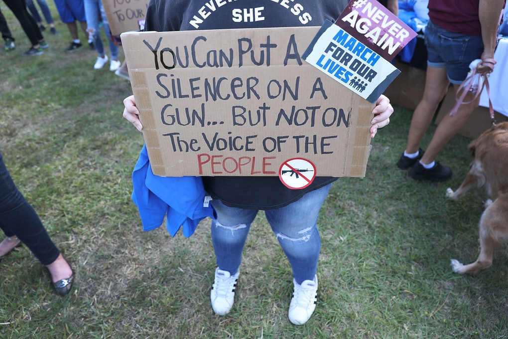 5 Quotes For March For Our Lives Signs That Come Right From The