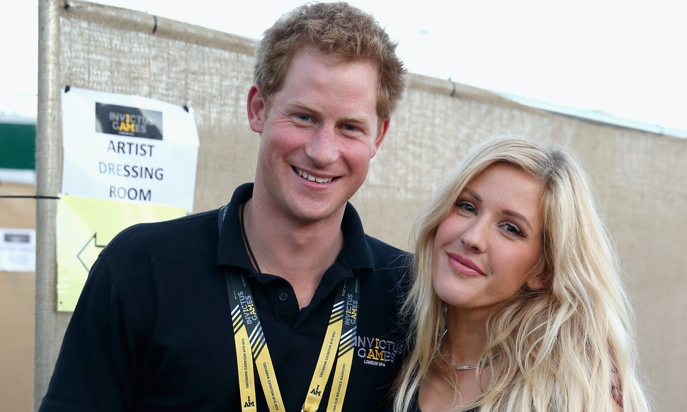 Will Ellie Goulding Be At Prince Harry Meghan Markle S Wedding There A Chance The Singer Might Show Up