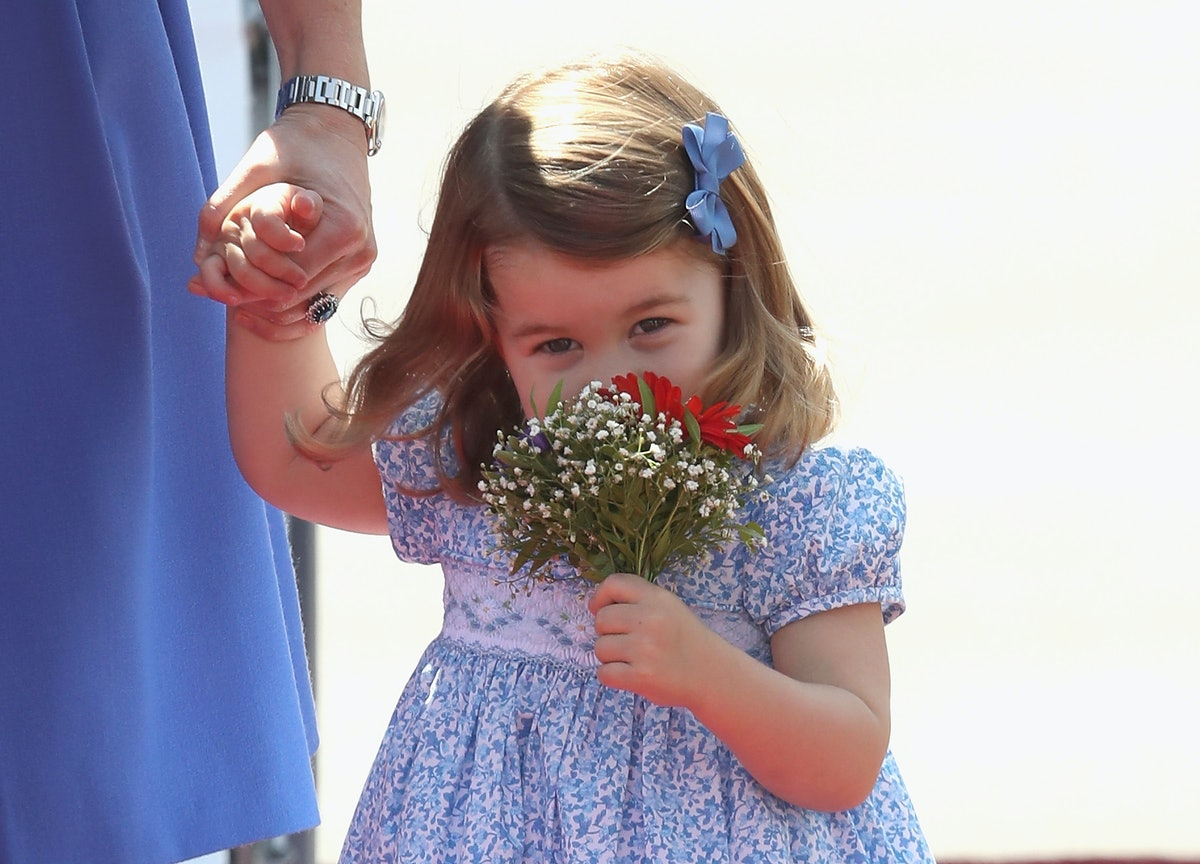 What Grade Is Princess Charlotte In? The Young Royal Is Joining Prince George At School