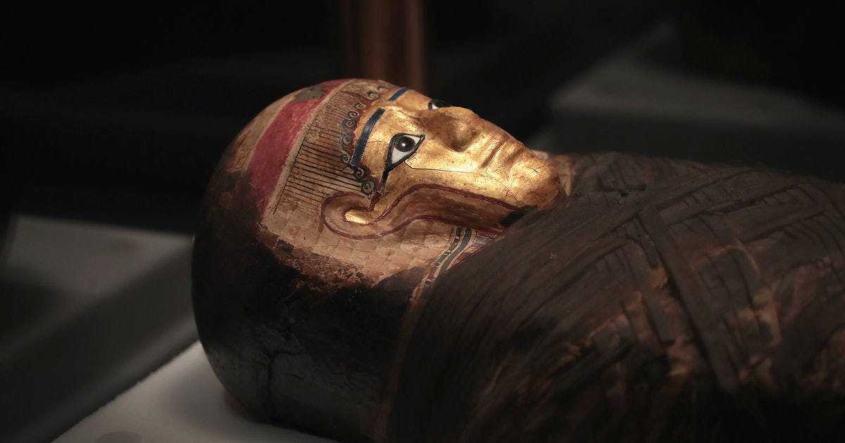 """A Mummy Was Found In An """"Empty"""" Coffin By Australian Researchers & It's An Amazing Discovery"""
