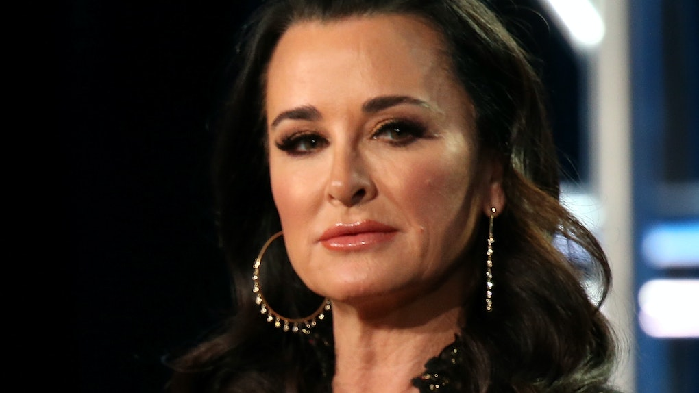 Kyle Richards Quotes On Confidence Prove She Dgaf About Her Haters