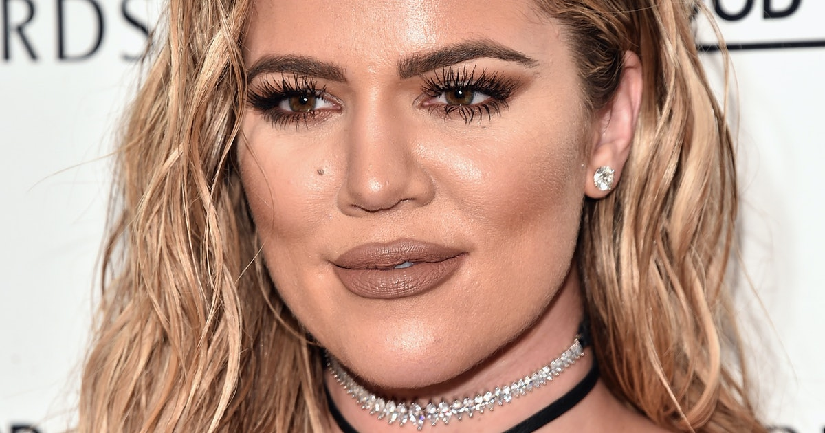Khloé Just Explained Her Pregnancy Announcement Pic & Why Her Face Wasn't In It