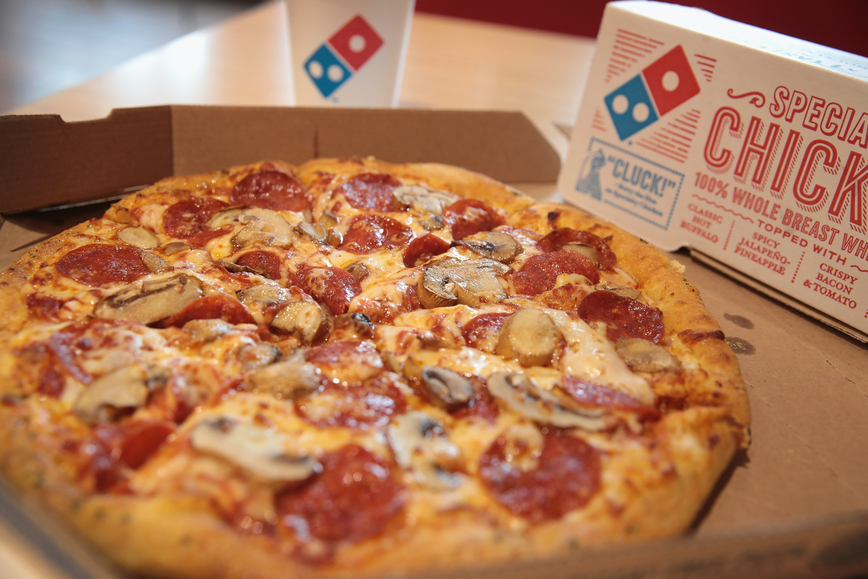 Uber Could Soon Deliver You Pizza pics