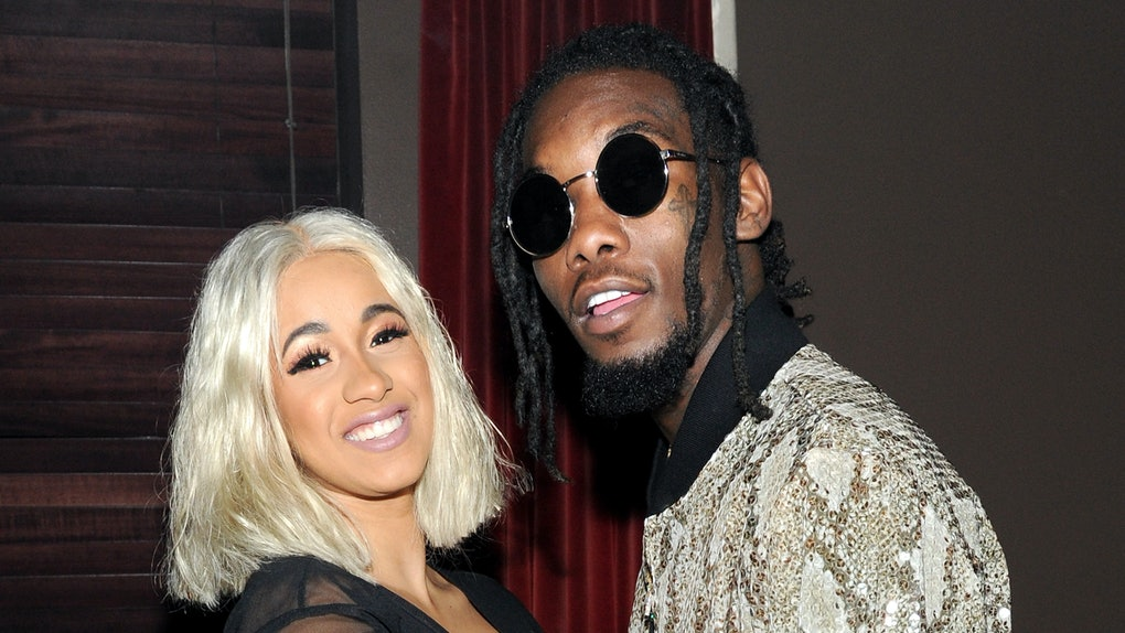 What Will Cardi B Offset Name Their Baby The Rappers Already Have
