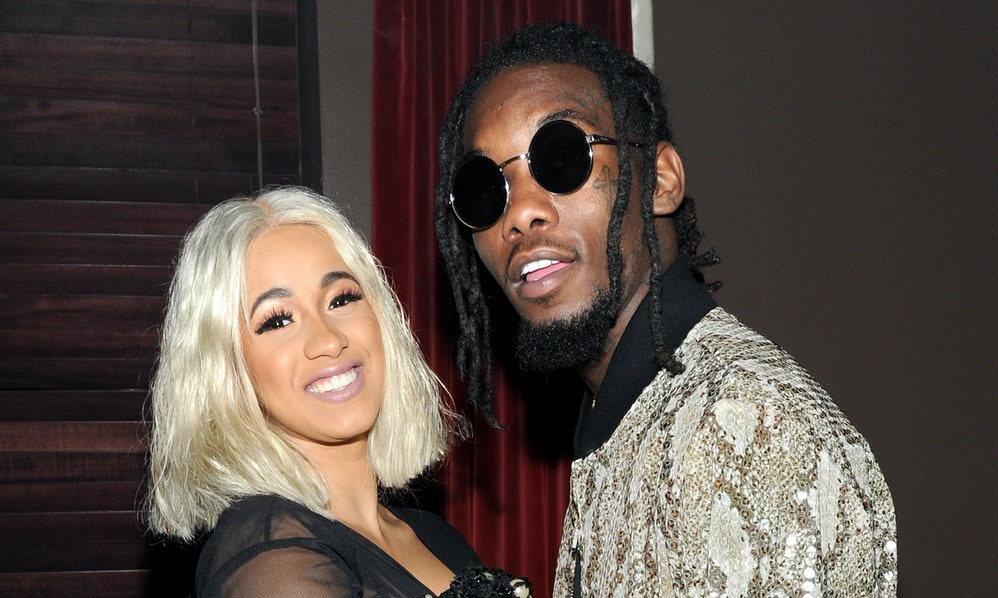 Cardi B And Offset Welcome Baby Girl With Most Interesting: What Will Cardi B & Offset Name Their Baby? The Rappers